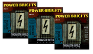 Thomastik Power Bright Electric Guitar Strings<BR>.011-.046 Three-Pack