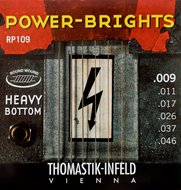 Thomastik Power-Brights Elcetric Guitar Strings Heavy Bottom 9-46