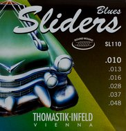 Thomastik Blues Sliders<BR>Electric Guitar Strings .010-.048