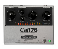 Origin Effects Cali76 Limiting Amplifier w/Transformer Pedal