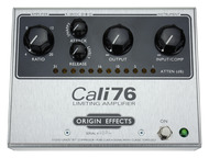 Origin Effects Cali76TXL Limiting Amplifier Pedal Lundahl Transformer