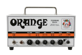 Orange Bass Terror 1000H Bass Head B-Stock