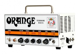 Orange Bass Terror 500 Watt Head