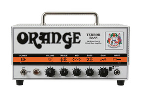 Orange Bass Terror 500H Bass Head B-Stock