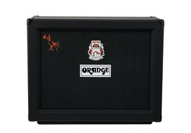 Orange Jim Root #4 2x12 Speaker Cab