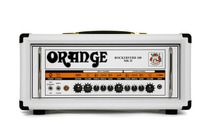 Orange Rockerverb MK II 100 Watt Twin Channel Guitar Head Limited Edition White