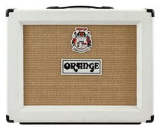 Orange Rocker 30 Combo White
