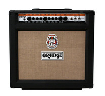 Orange Rockerverb 50 MKII 1x12 Combo Amp Black B Stock