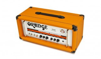 Orange TH30 30/15/7 watt Class A Tube Head 2-channel