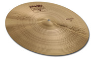 "Paiste 18"" 2002 Medium Crash Cymbal"