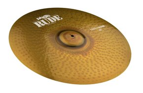 "Paiste 16"" Rude Thin Crash Cymbal"