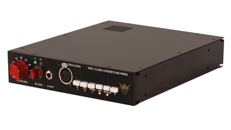 Phoenix Audio DRS1 Single Channel Microphone Preamp DI