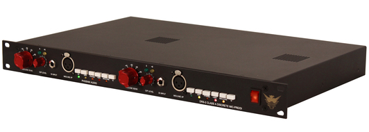 Phoenix Audio DRS2 Dual Channel Mic Preamp and DI