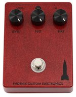 Phoenix Custom Electronics Little Red Rocket Pedal