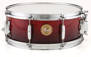 Pearl 14x5.5 Mahogany Ply In Venetian Red