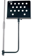 Tour Tough T220 Music Stand<BR>Attaches to Mic. Stand