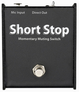 Pro Co Short Stop<BR>Microphone Muting Switch