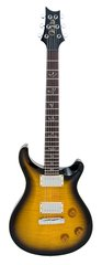 PRS Custom 22 Ten Top Black Sunburst<BR>