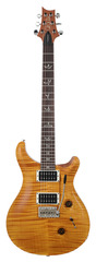 PRS Custom 24 10 Top Santana Yellow