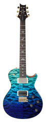 PRS Mark Tremonti Artist Package Brazilian Blue Fade
