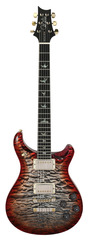 PRS Wood Library MC594 Charcoal Cherry Burst