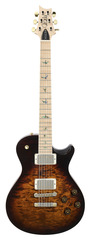 PRS Wood Library Single-Cut MC594 Quilted Maple Black Gold Burst