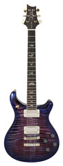 PRS Wood Library MC594 Flame Violet Blue Burst
