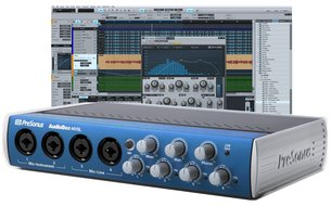 Presonus AudioBox 44 VSL 4x4 USB 2.0 Recording Interface