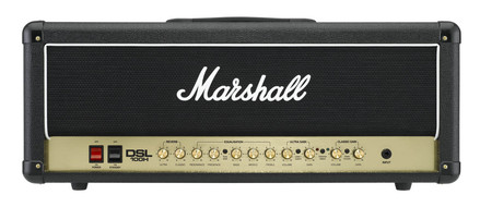 Marshall DSL 100 Amp Head