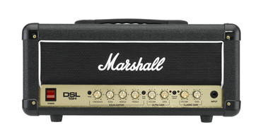 Marshall DSL 15 Amp Head