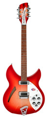 Rickenbacker 330/12 Fireglo Electric 12 String With Case Special Sale Price
