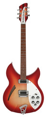 Rickenbacker 330 Fireglo Electric Guitar With Case Special Sale Price
