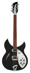 Rickenbacker 330JG Jetglo Electric Guitar With Case