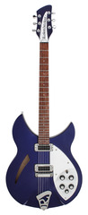 Rickenbacker 330 Electric Guitar Midnight Blue