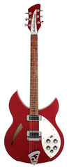 Rickenbacker 330 Electric Guitar In Ruby Red