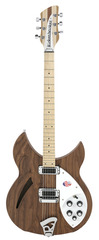 Rickenbacker 330 W Series Electric Guitar With Walnut Body