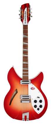 Rickenbacker 360/12C63 Fireglo Electric 12-String