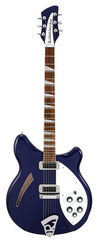 Rickenbacker 360 Electric Guitar In Midnight Blue
