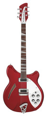 Rickenbacker 360 Electric Guitar In Ruby Red