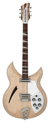 Pre-Owned Rickenbacker 381V69 Mapleglo Electric Guitar 2012
