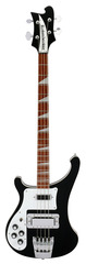 Rickenbacker Left Handed 4003 Electric Bass JetGlo