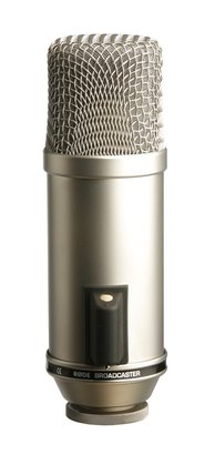 Rode Broadcaster<BR>Large Diaphragm Microphone