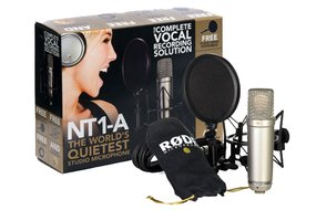 Rode NT1A Studio Bundle