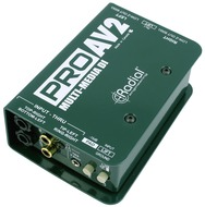 Radial Pro AVR Direct Box