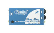 Radial Stage Bug SB-1 Active Acoustic DI