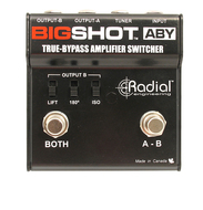 Radial Bigshot ABY Instrument Amp Switcher