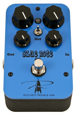 Rockett Pedals Blue Note OD