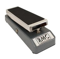 Real McCoy Custom Real McCoy Picture Wah RMC4