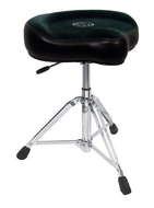 Roc-N-Soc Drum Throne, Nitro, Original Seat, Green