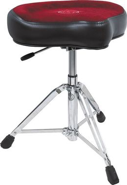 Roc-N-Soc Nitro Drum Throne, Original Seat, Red
